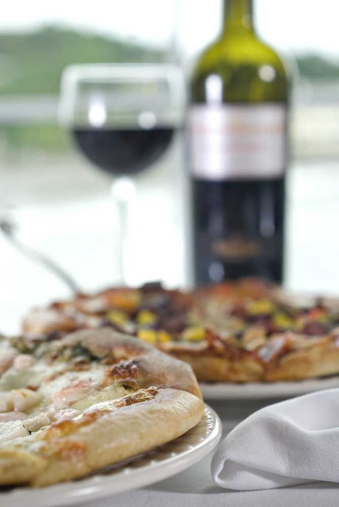 Our menu varies from gourmet pizzas, appetizers and sandwiches, to full dinner entrées.