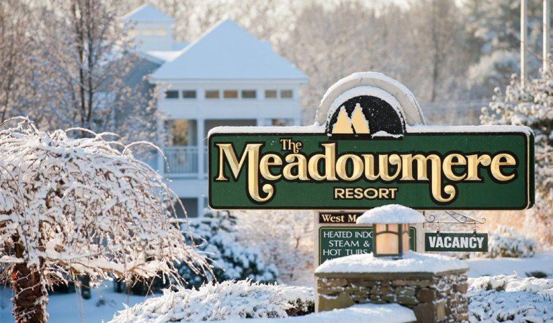 Winter family vacation specials at Meadowmere Resort Ogunquit Maine