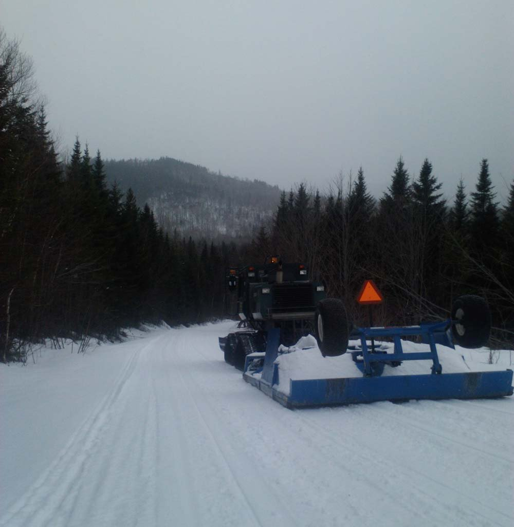 Riders know - professionally groomed trails make ALL the difference!
