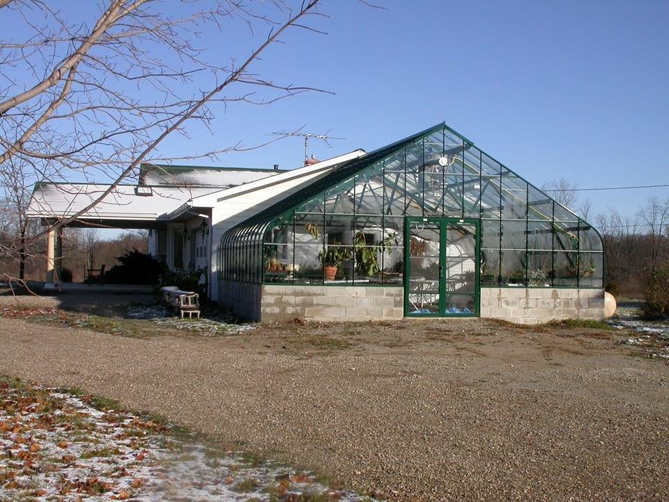 The Briar Patch Greenhouse