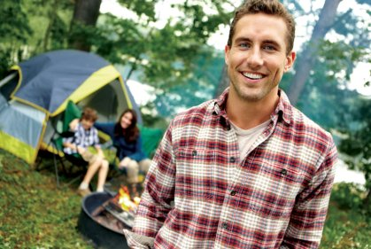 Campgrounds   Maine's Lakes and Mountains Regions