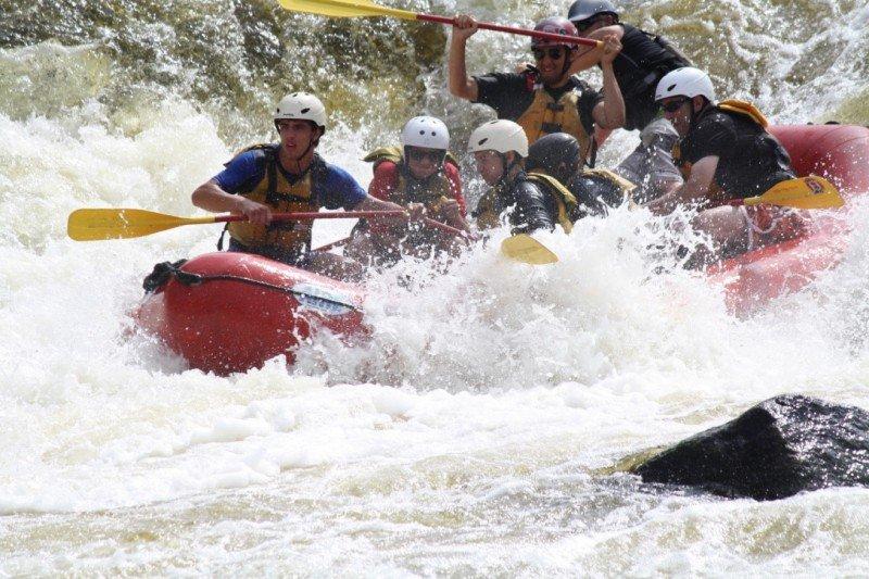 Penobscot River White Water Rafting Maine