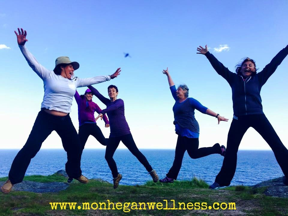 Hiking and Yoga are perfect compliments and a part of most retreats.