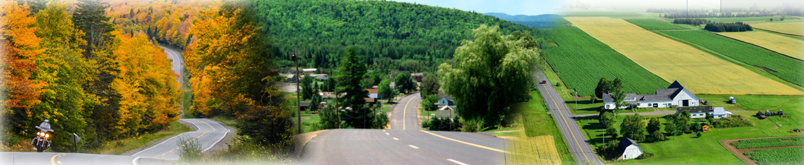 The St. John Valley Cultural and Fish River National Scenic Byway