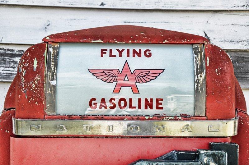 Flying A Gasoline