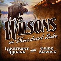 Wilsons on Moosehead Lake housekeeping cottages
