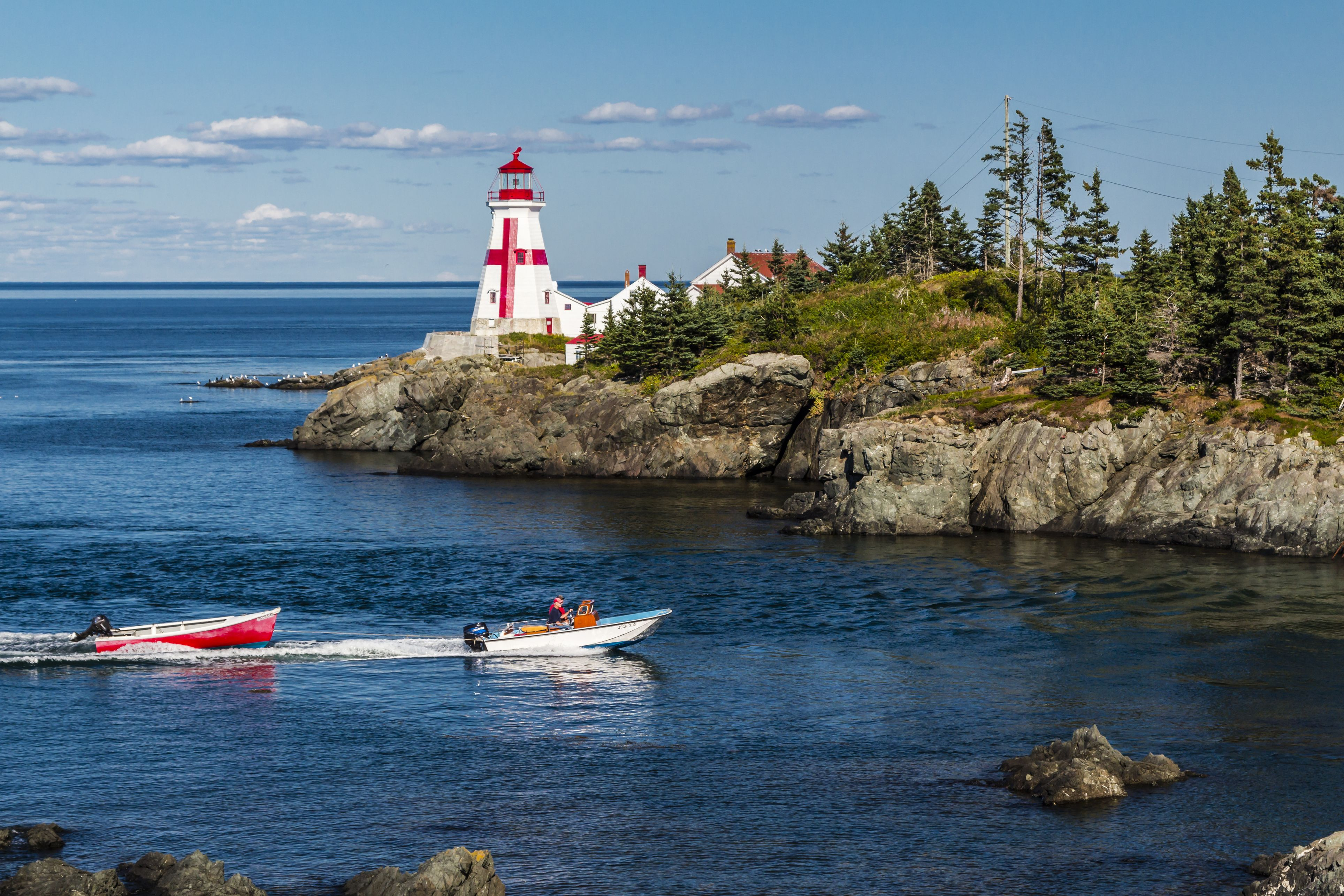 Lighthouses & Sightseeing