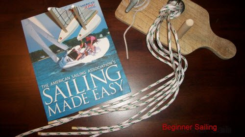 Tools used in the Beginner Sailing Course