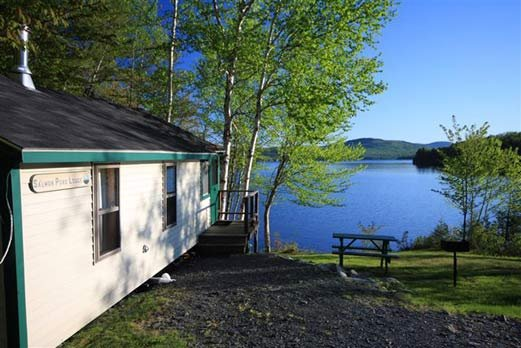Salmon Pond Lodge