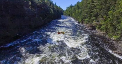 Northern Outdoors Rafting Adventure Resort The Maine Highlands
