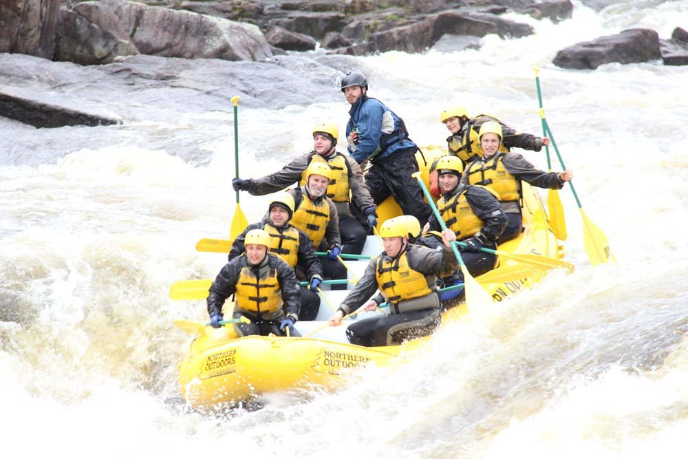 The Penobscot is one of the top rivers in all of the Northeast, and a gorgeous wilderness experience.