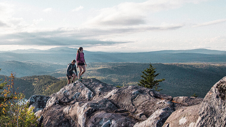 Take a refreshing day hike, hunker down for a backpacking trip, or pack the ropes for some rock climbing. Find the perfect trail.