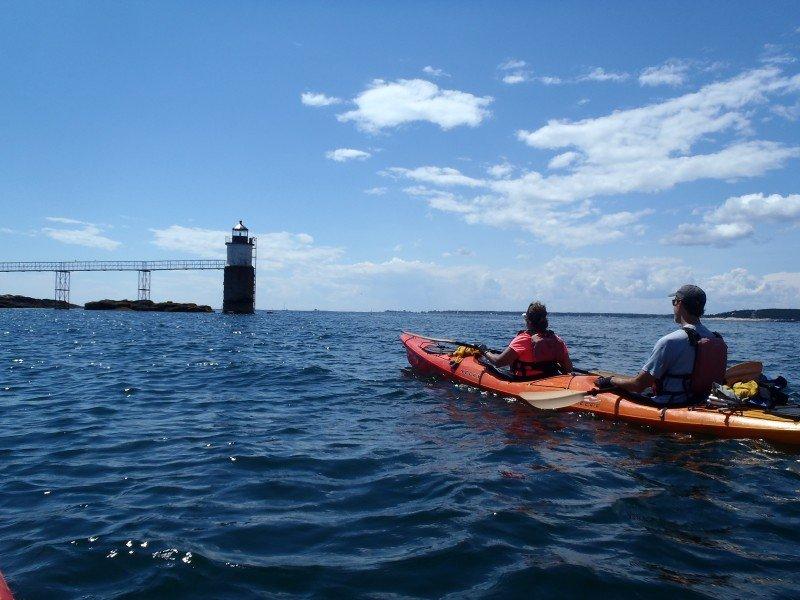 Inn to Inn Sea Kayaking Trips