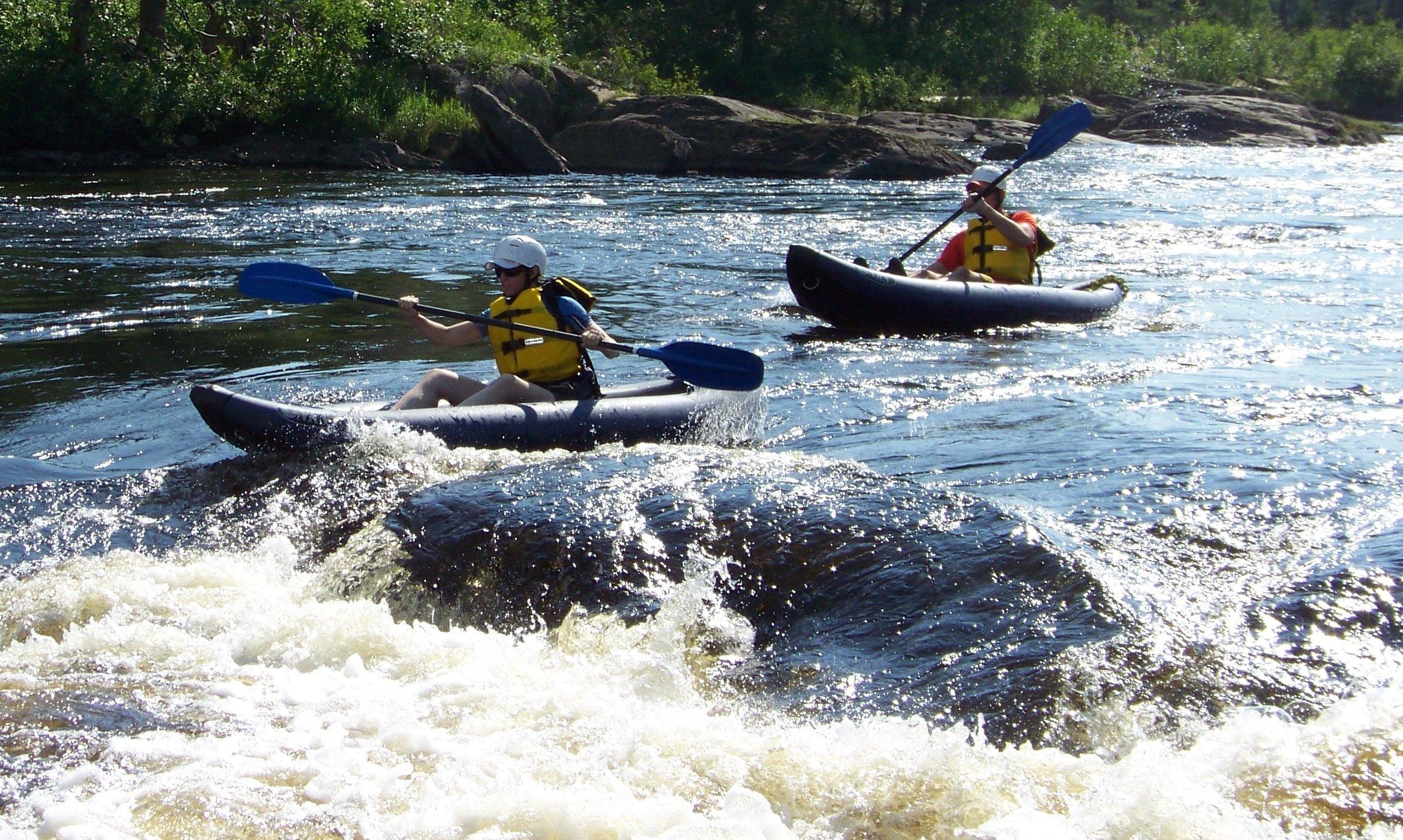 Maine Kayak Trips