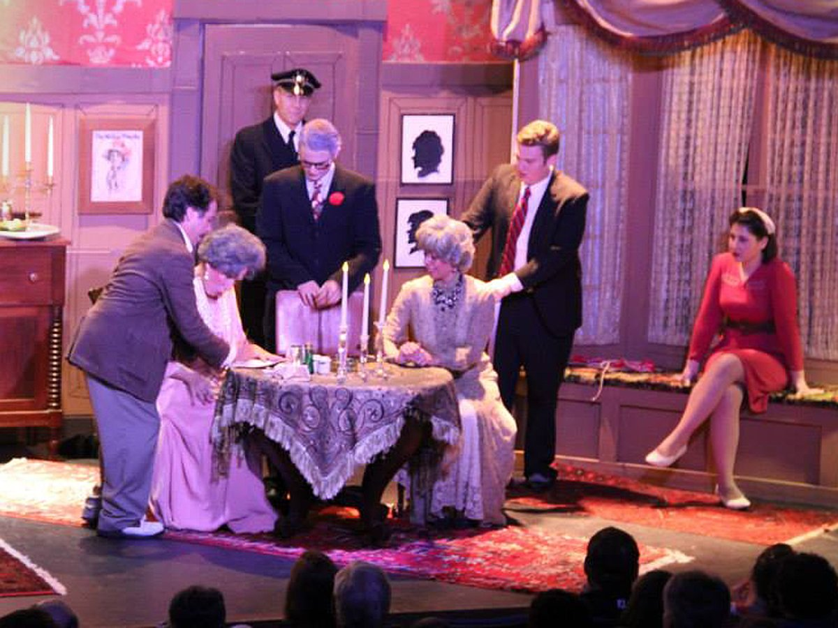 Arsenic and Old Lace - Community Theater Production 2015