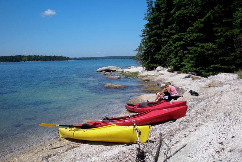 Maine Island Trail