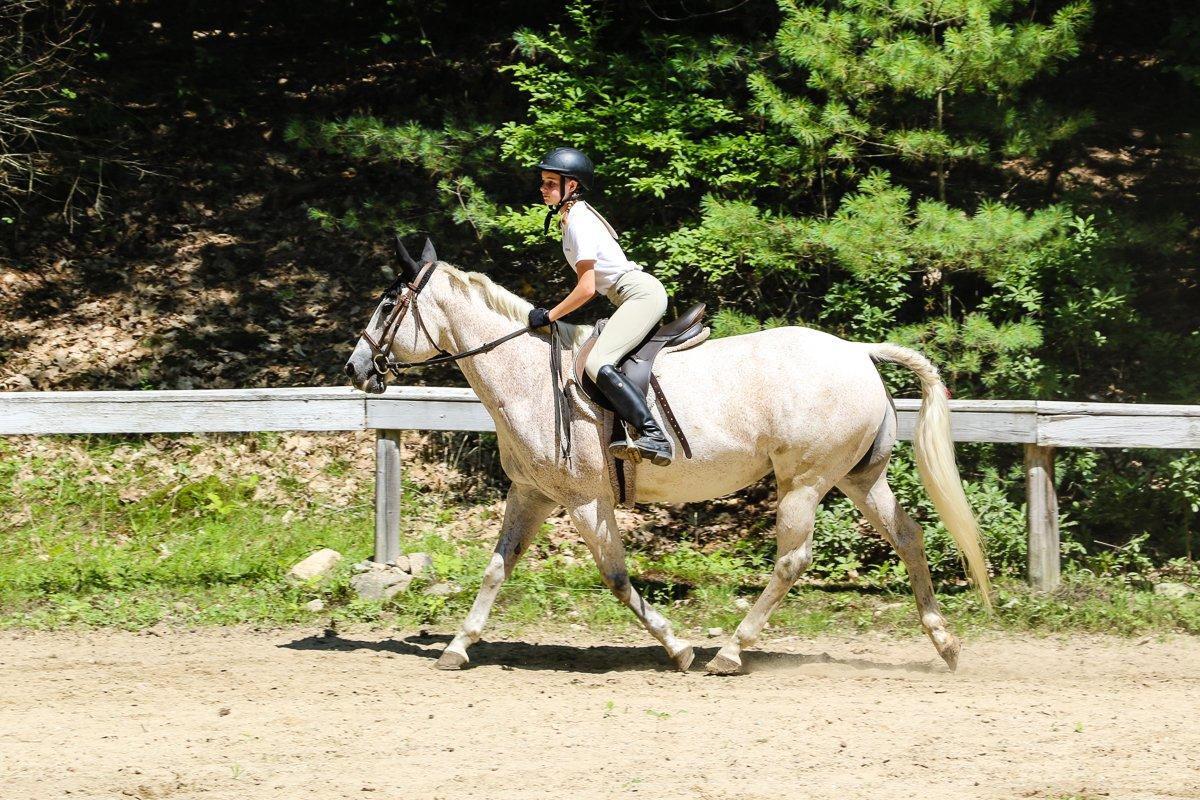 Horseback Riding at Wawenock