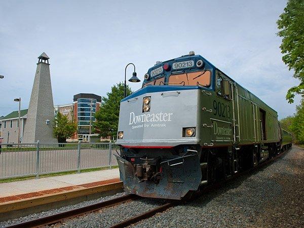 Freeport Station, Freeport Maine