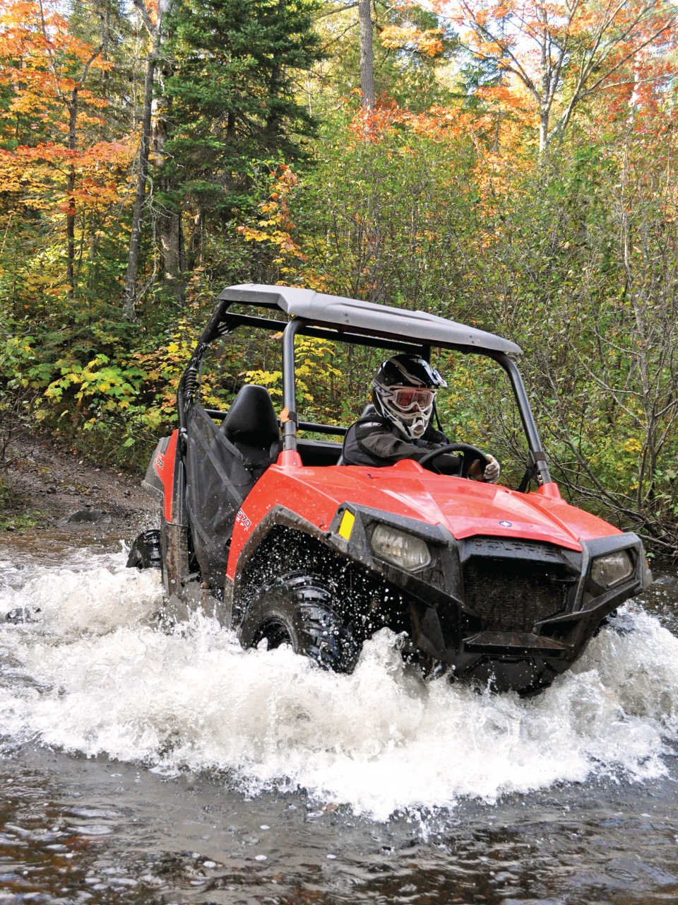 ATV and Side-By-Side Rentals
