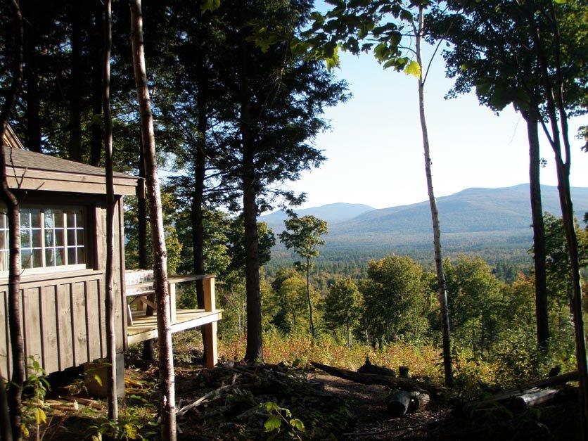 Summertime at Moose Mountain Cabin