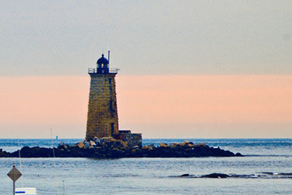 Whaleback Ledge Lighthouse