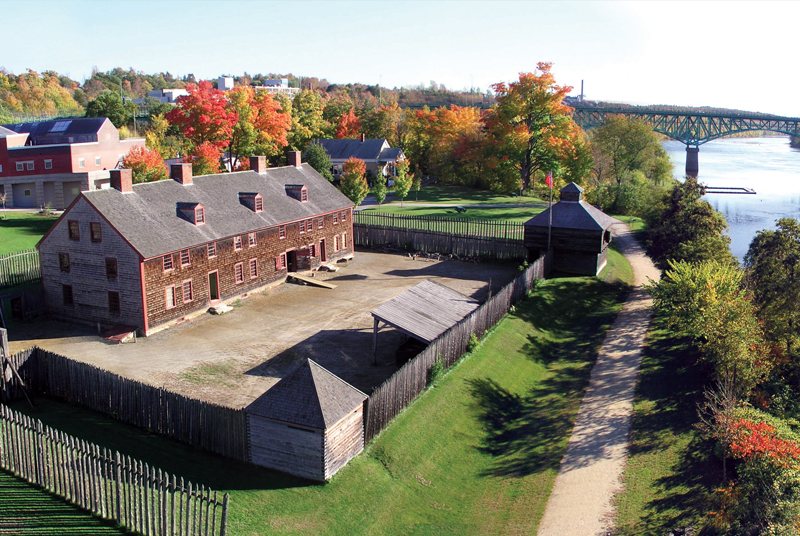 Old Fort Western
