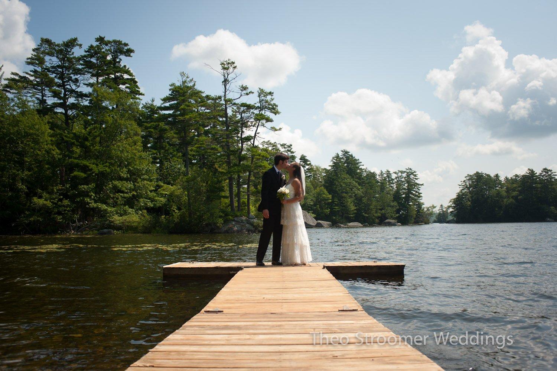 Weddings by the lake
