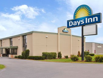 Days Inn Hotel Exterior