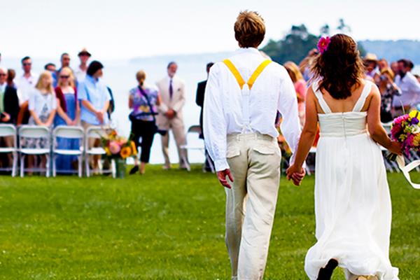 Getting Married in Freeport