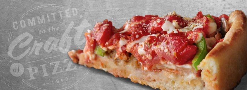 Legendary Deep Dish Pizza