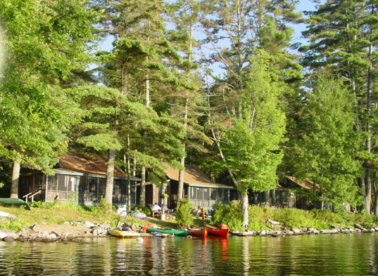 Sunset Cabins, Damariscotta Lake, Jefferson Maine