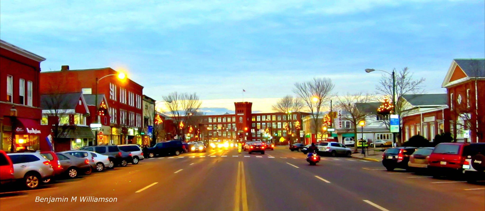 Maine Street Brunswick