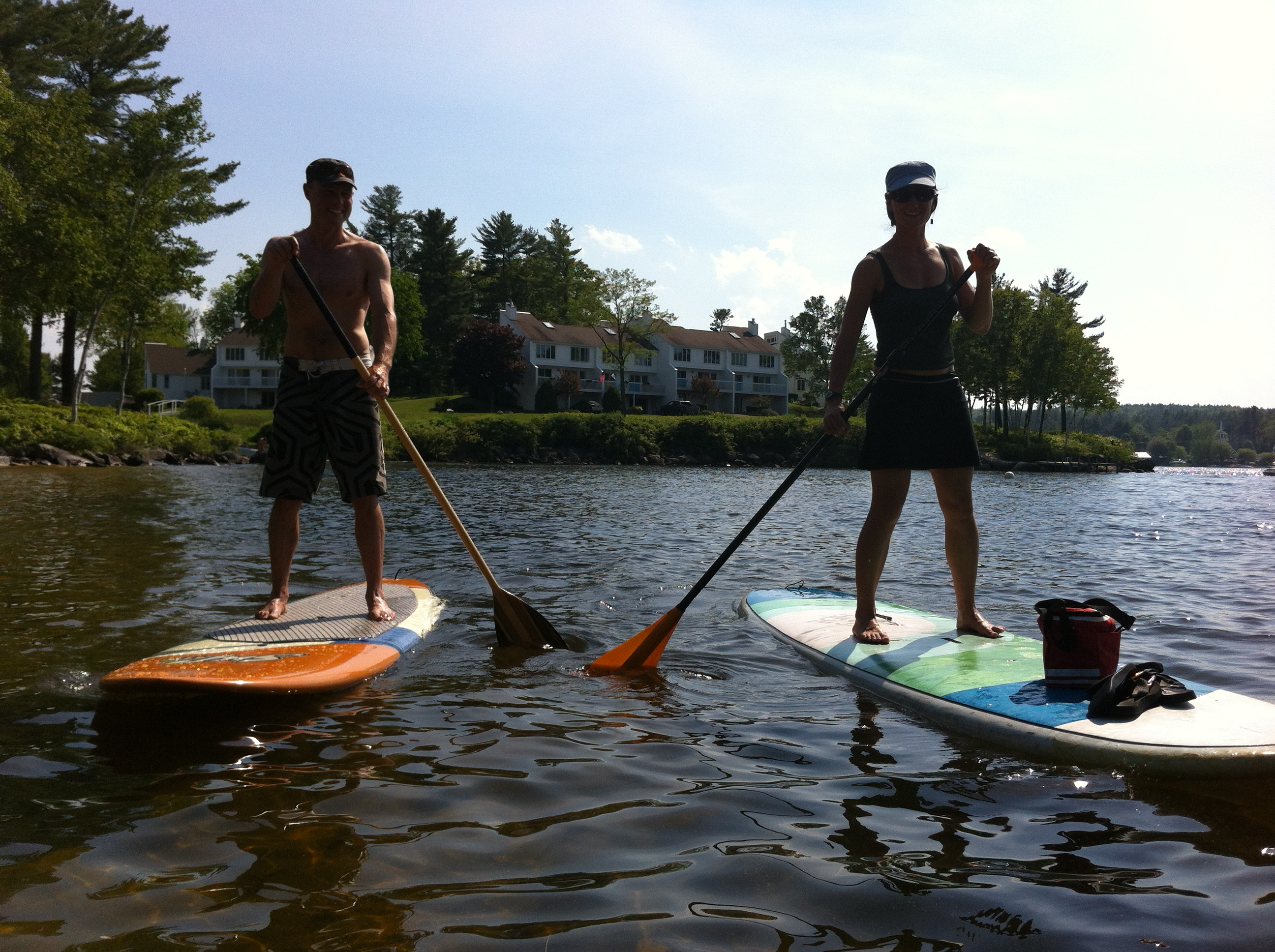 Sebago Kayak Company