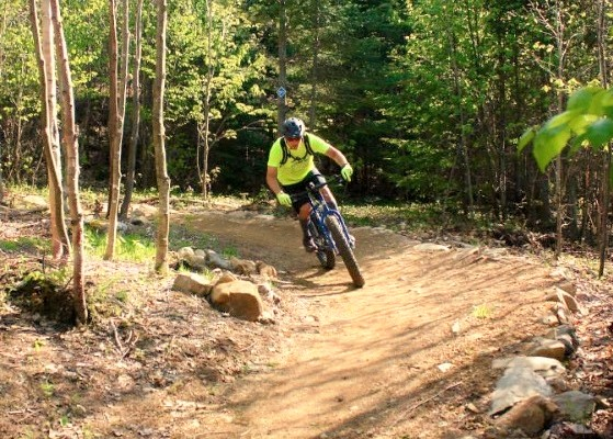 Maine Huts & Trails: Mountain Biking