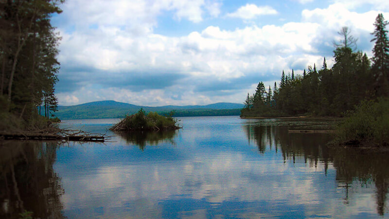 Rangeley Lakes is the perfect spot to spend a weekend.