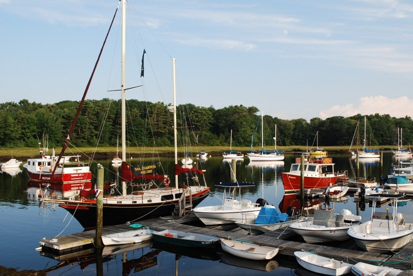 On-site marina, scenic lobster boat tours, fishing and sailing charters, kayaking