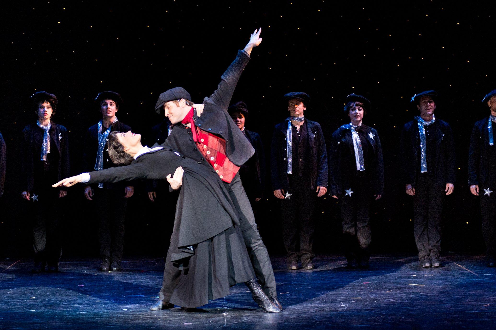 Mary Poppins, 2013