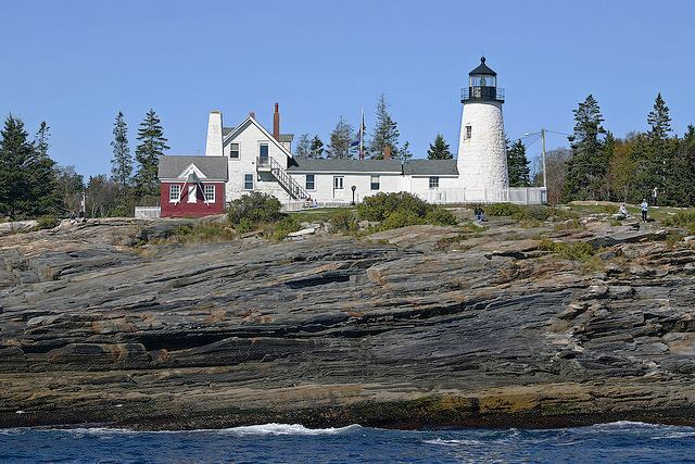 Pemaquid Point Lighthouse Park