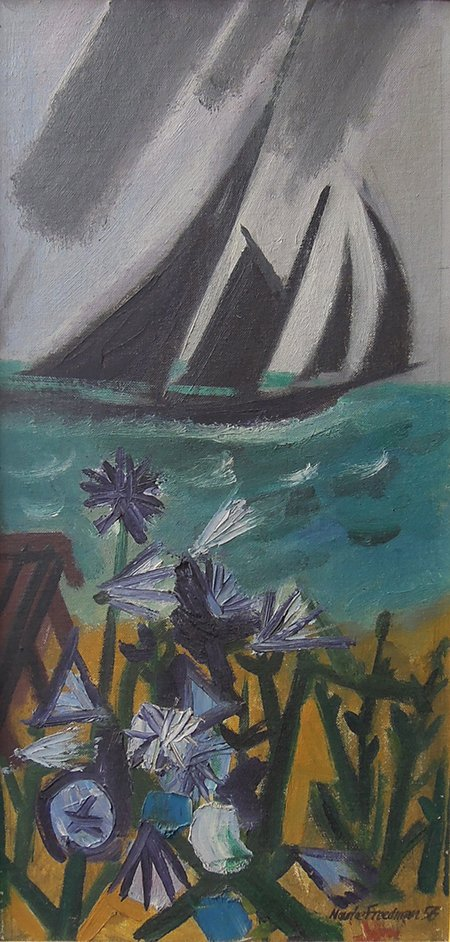 Black Sail by Maurice Freedman