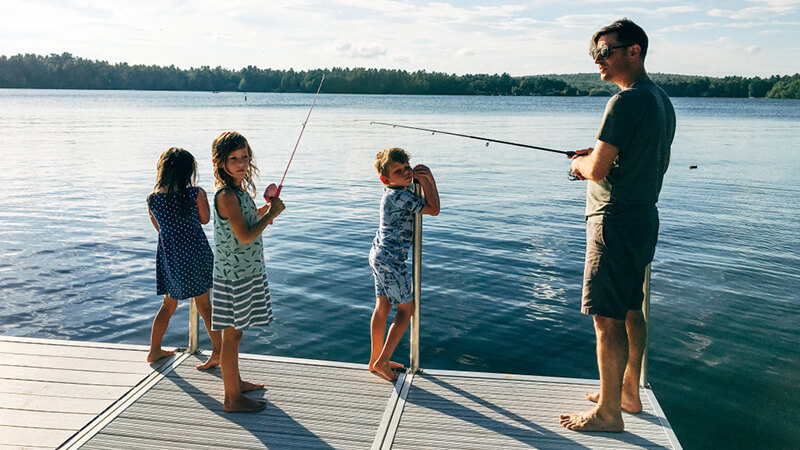 The 4 Best Ways to Get on the Water in Maine's Lakes and Mountains