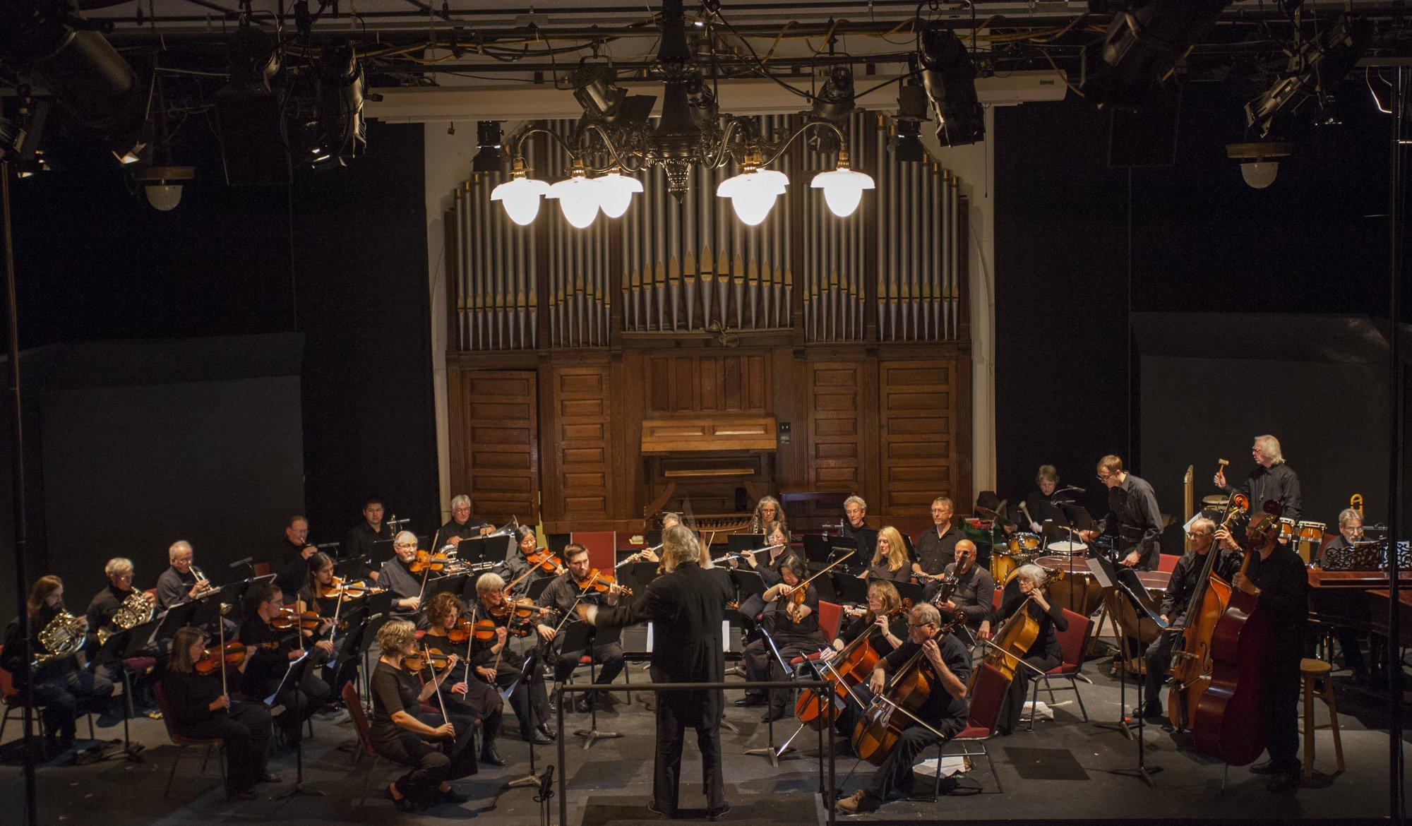 Passamaquoddy Bay Symphony Orchestra