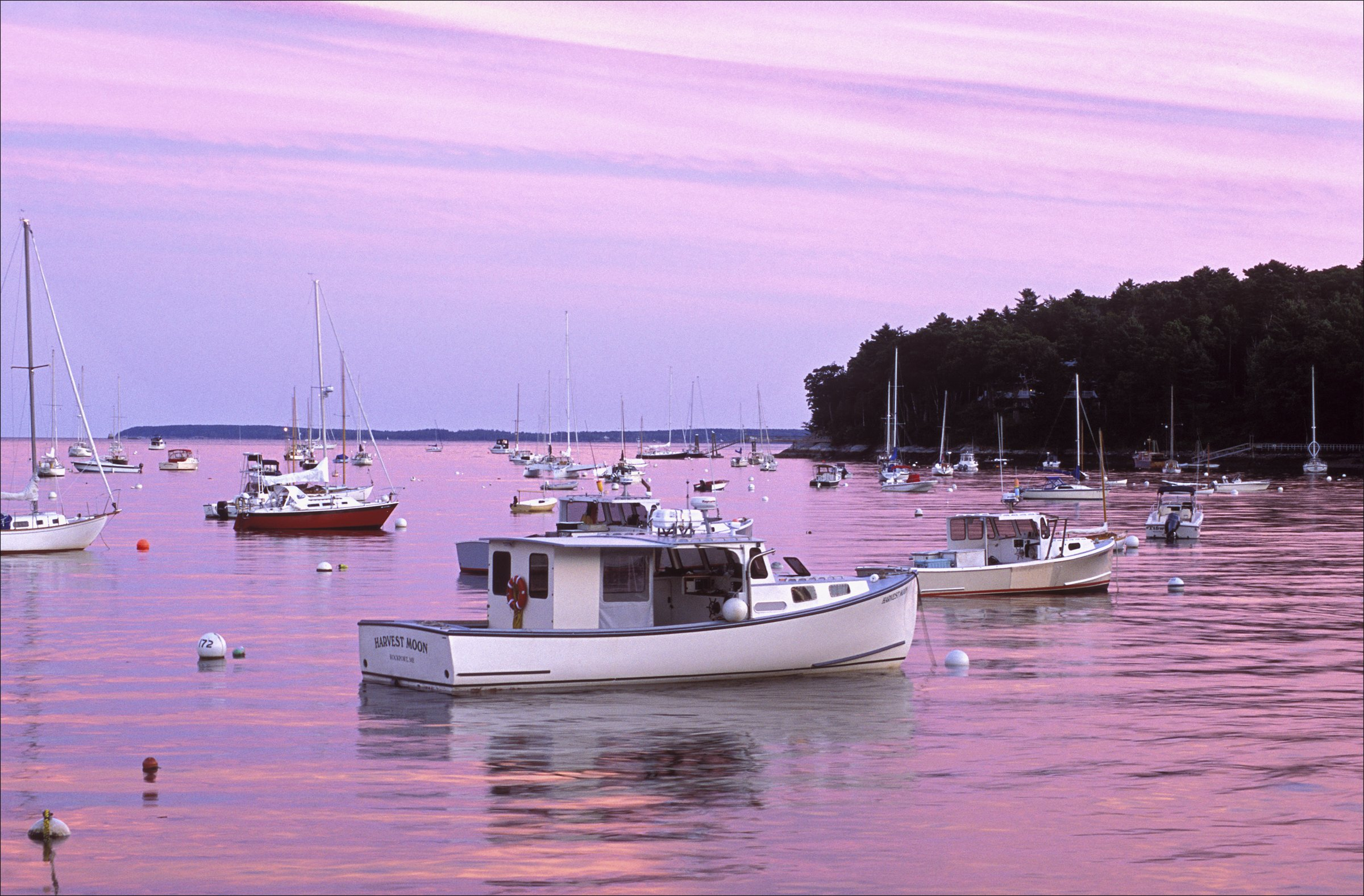 Take a sail on one of the schooners or go hiking. Visit Nearby Rockland and be surprised by the art produced in this area. You can easily spend a week and fall in love with the area