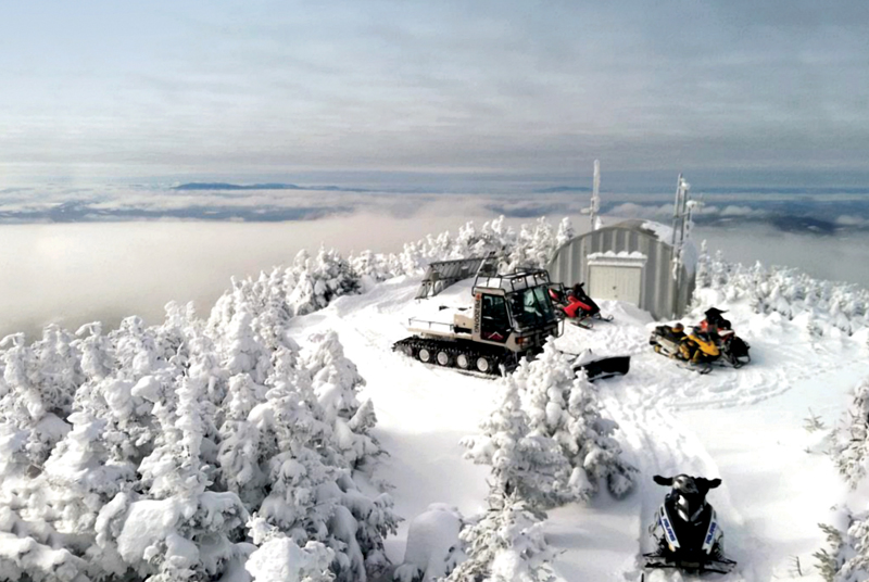 Winter Vacations in Maine's Kennebec Valley
