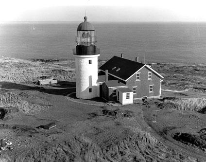Historic Coast Guard photo of Seguin.