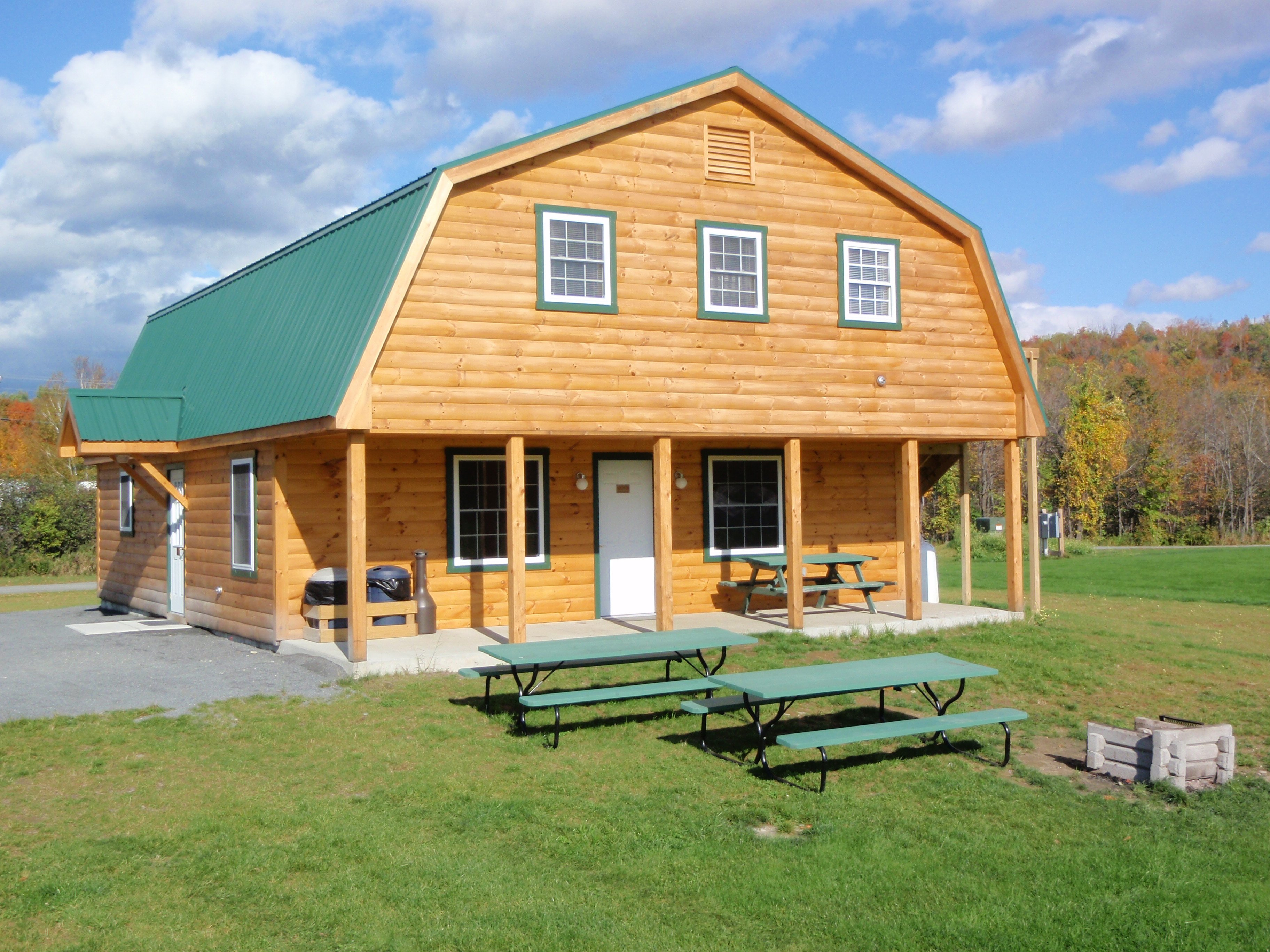 Cabin Lodging and Meal Packages