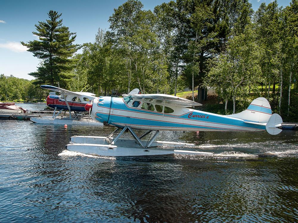 Floatplane & Seaplane Scenic Tours