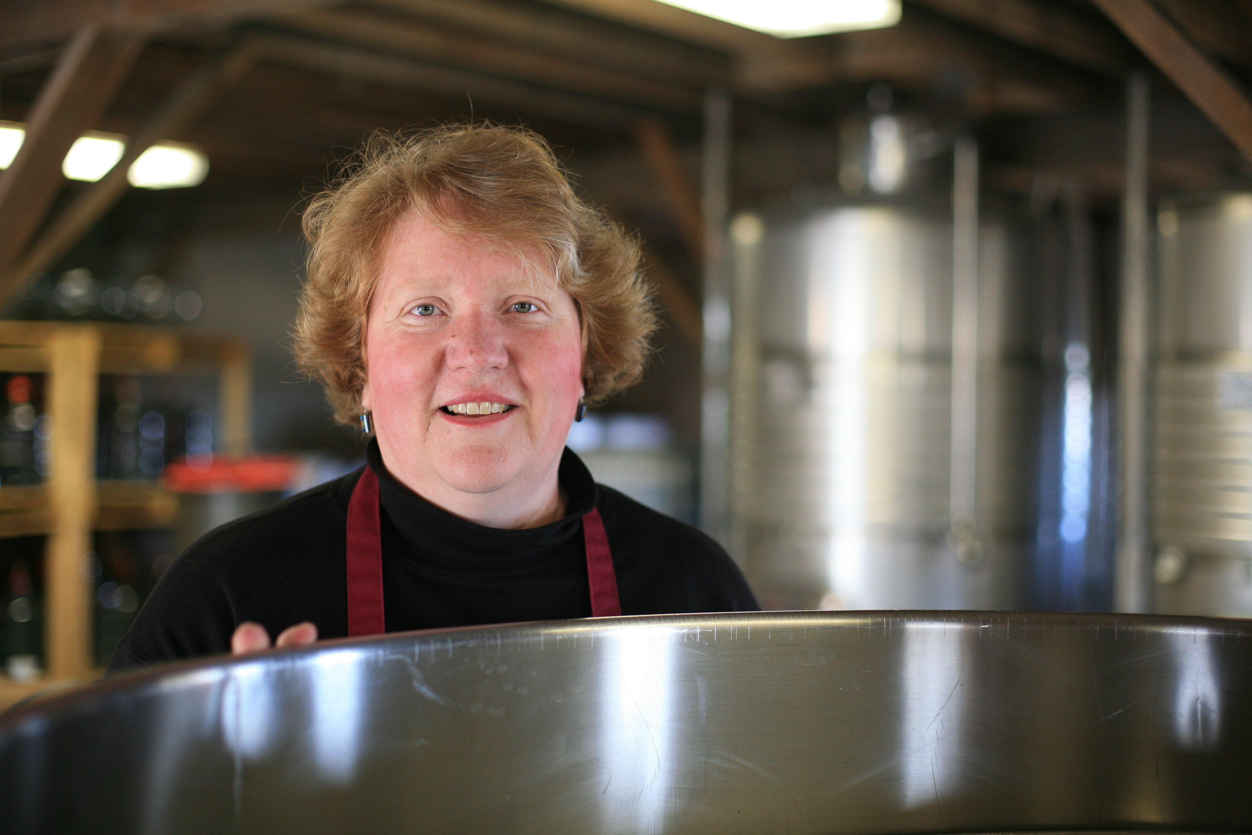 Constance Bodine, Co-Owner, Sweetgrass Farm Winery & Distillery