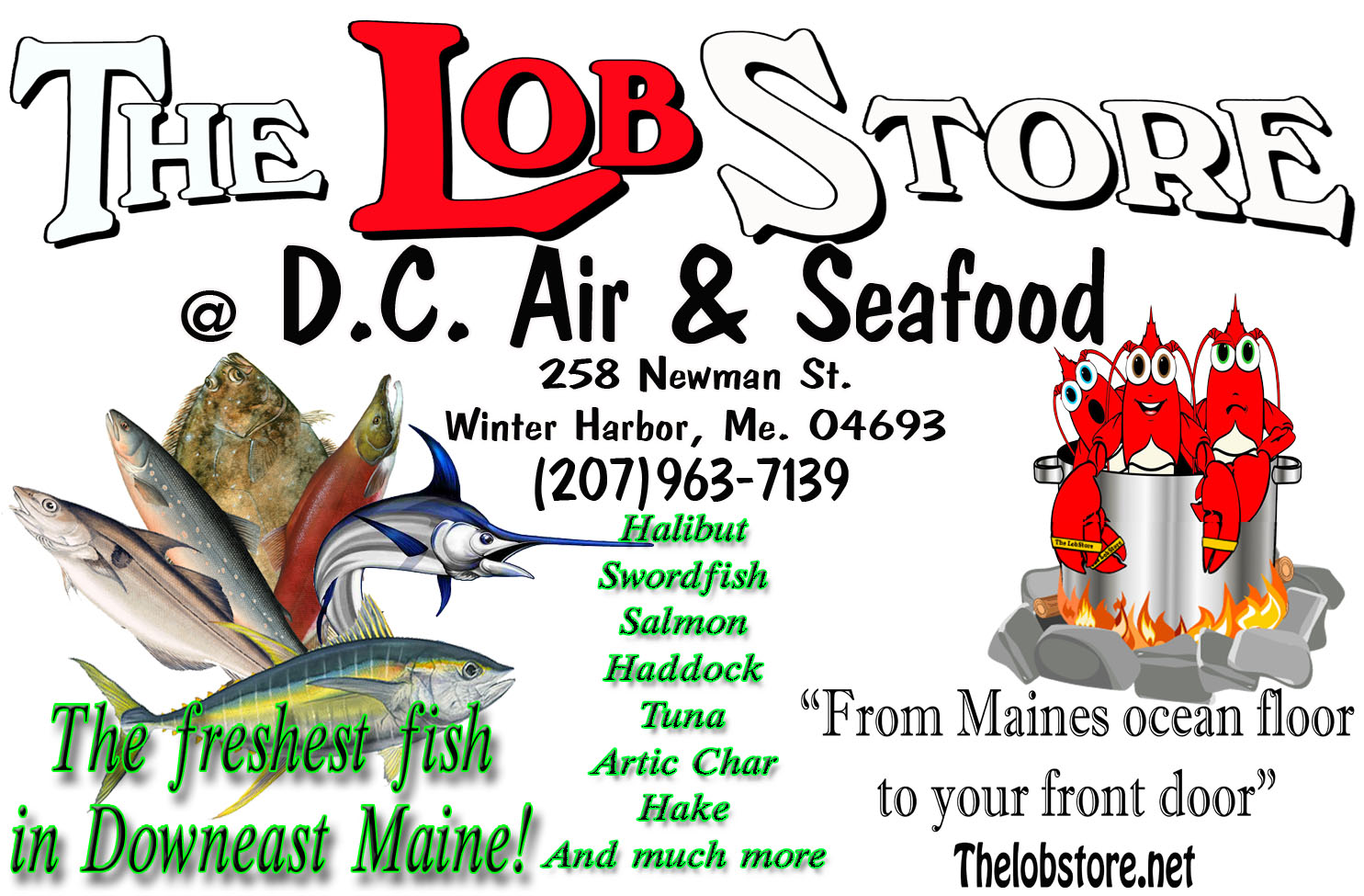 The Lobstore @ D.C. Air & Seafood