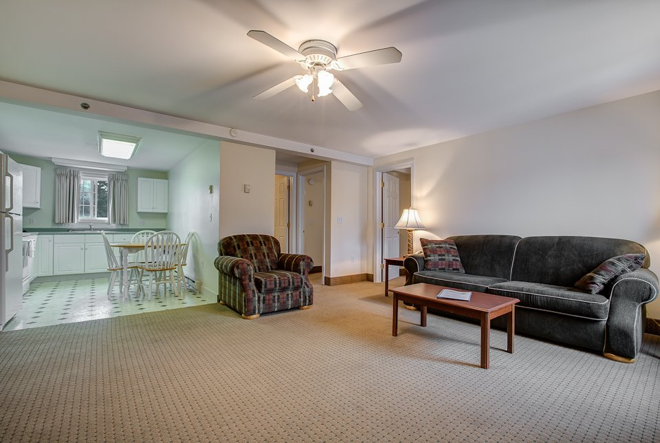 Two Bedroom Living Room Suite