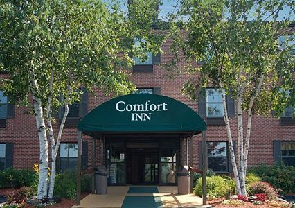 Welcome to the Comfort Inn. Where you will stay in comfort and convenience!